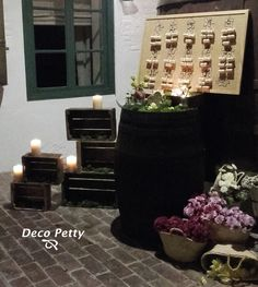 Zona Seating. DecoFloral/Eventos/PettyPerezManglano