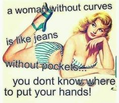 Women With Curves !