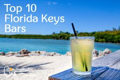 Top 10 Florida Keys Bars (excluding Key West area)