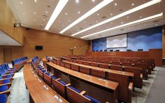 The Athens Chamber of Commerce and Industry (ACCI) commissioned KDI CONTRACT for the installation of the mechanical, electrical and plumbing (MEP) systems in its brand new conference auditorium.