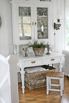 marrying to pieces of furniture for a great look