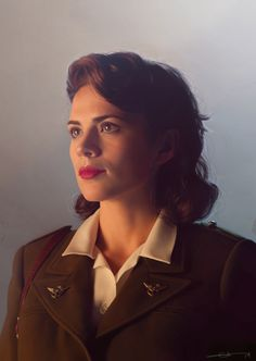 Agent Peggy Carter - Hayley Atwell - Captain America, The First Avenger 2011 Marvel Characters, Marvel Movies, Superhero Movies, Chris Evans, Marvel Universe, Actress Hayley Atwell, Haley Atwell, Hayley Atwell Peggy Carter, Haley Lu Richardson
