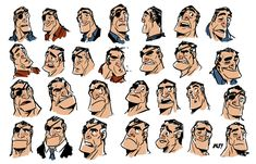 NjaY - Character Design Page