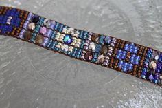 Hey, I found this really awesome Etsy listing at https://www.etsy.com/listing/158305422/handmade-artisan-beadwork-bracelet