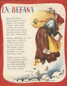 La Befana Cake: Honouring The Old Witch of Winter – Gather Victoria Italian Christmas, Vintage Christmas, Witch Cake, Golden Cake, Italian Cake, Holidays Around The World, Three Wise Men, Italian Language, Learning Italian