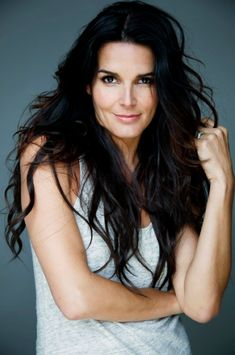 ANGIE HARMON for FIRST MAGAZINE