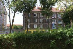 Tychy | Budynki mieszkalne  klatkowo-sekcjowe,os. C, arch. S. Wąs. Foto. Janusz A. Włodarczyk ©