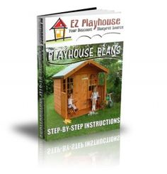 playhouse plans step by step instructions 288x300 Childrens Playhouse