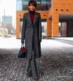 Уличная мода: Первые весенние образы от российских блогеров