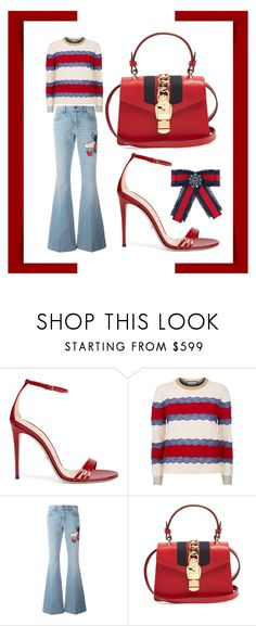"""gucci"" by whyfashionblog on Polyvore featuring moda e Gucci"