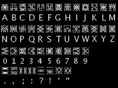 majikalph Alphabet Code, Alphabet Symbols, Alphabet Writing, Writing A Book, Old English Font, Element Symbols, Geocaching, Signs, Just In Case