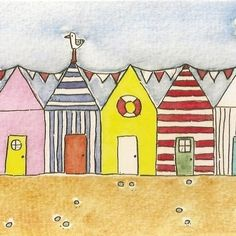 Beach Hut...