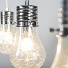 Shop for Pendant Lamp Bulb 4 Clear online! Lamp Bulb, Pendant Lamp, Light Bulb, Lighting, See Through, Bulbs, Swag Light, Hanging Pendants, Light Globes