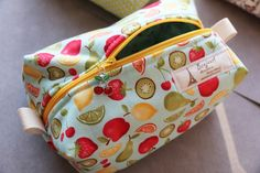 Neue Video-Anleitung: Boxy Bag nähen