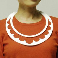 "i-per 2 Necklace and Bracelet by ""tokyomade"", via Flickr"