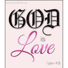 May we each be a reflection of God's love today! - http://essentialsoflife.net/?p=7639