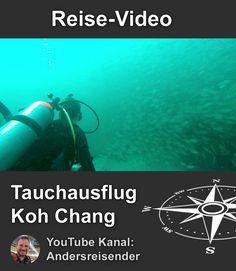 Koh Chang: Scuba Diving at Koh Rang National Park Koh Chang, Scuba Diving, Side, Youtube, Wanderlust, Outdoor, Nature, Thailand Travel Tips, Family Vacations