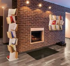 Suste Bookshelf by Karn Design