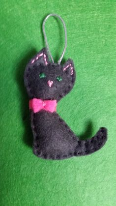 Przywieszka Kotek