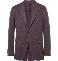 Boglioli Dover Unstructured Wool Blazer | MR PORTER