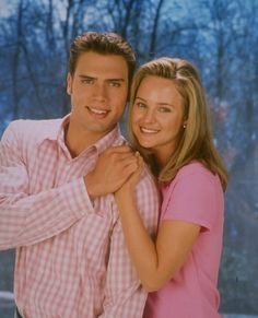 Nick Sharon Newman in the Soap Opera Stars, Soap Stars, Joshua Morrow, Sharon Case, Roberta Flack, Number One Song, Bold And The Beautiful, Beautiful People, Tv Soap