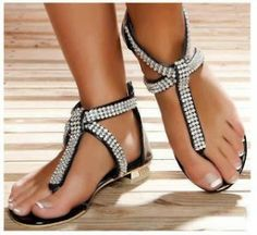 yazlık sandalet modelleri (5)