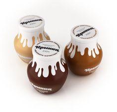Krinka, Coffee Creamer packaging