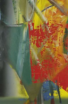 Gerhard Richter ~ Abstract Painting, 1985
