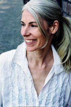 Irish writer Mia Gallagher