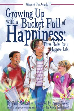 The sequel to Have You Filled a Bucket Today ~  For upper elementary