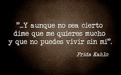 Frida Kahlo quotes