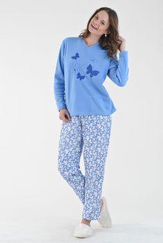 Resultado de imagen para pijamas de mujer Womens Pj Sets, Pajama Set, Pajama Pants, Mix Match Outfits, Pajamas Women, Pyjamas, Nightwear, Lounge Wear, Sleep