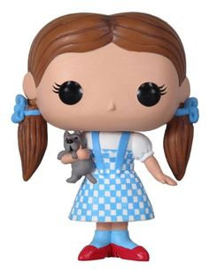 Funko movie character toys - Wizard of OZ and other horror movies