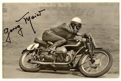 Georg Meier,TT  rider.   BMW Kompressor