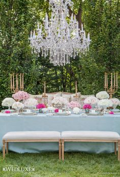 Style File: Let Them Eat Cake - outdoor entertaining