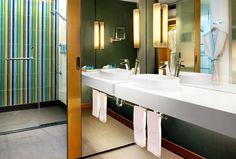 Guest Bathroom- Aloft Bangkok