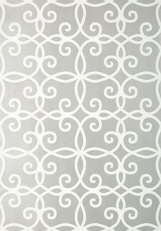 KENDALL, Silver, T11066, Collection Geometric Resource 2 from Thibaut