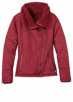 NWT prAna Women's Diva Jacket Size: Small Plum Red   eBay