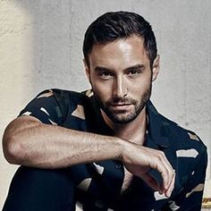 Måns Credit to @abrahel_zelmerlow