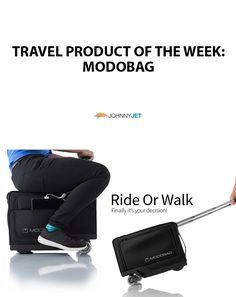 Travel Product of the Week: ModoBag