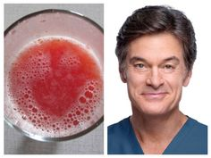 Dr Oz, Health Snacks, Dental Health, Health Remedies, Glass Of Milk, Food And Drink, Hair Beauty, Drinks, Detox Life
