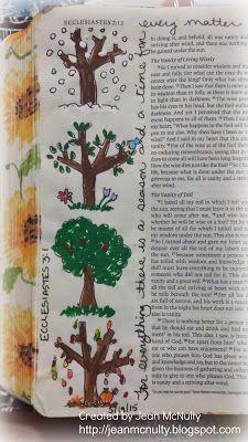My Life As Art: More Bible Journaling