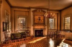 Philadelphia -> Carpenters' Hall