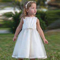 Sarah Louise Ceremonial Ballerina Length Dress 70026