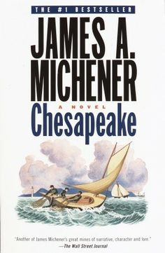 "11th Grade > U.S. History > Social Studies Department > Chesapeake by James A. Michener (Read through ""Voyage 7"")"