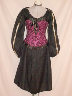 Custom made ladies Full length medieval by mysticalmooncreation, $35.00