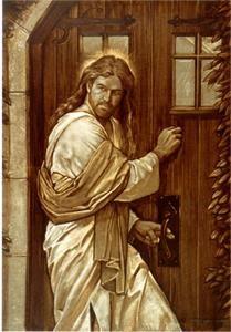 92 best let jesus in images on pinterest catholic art christian door of hope jesus art altavistaventures Gallery