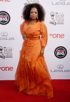 Oprah Winfrey was among the famous faces at the NAACP Image Awards on Feb. 22, 2014...Pretty, interesting details to recreate. Pick 1-3 details to recreate for that unique wedding dress. Work with your seamstress to achieve this look.
