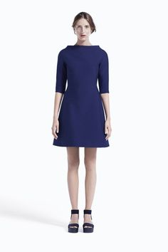Cos - Structured panel dress. Details at http://www.cosstores.com/Store/Women/Structured_panel_dress/6131-279974.1