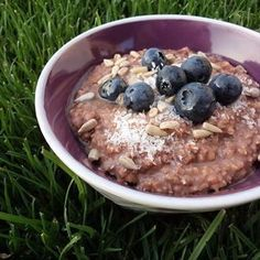 Oatmeal, Food And Drink, Breakfast, Fit, Recipes, The Oatmeal, Morning Coffee, Shape, Rolled Oats